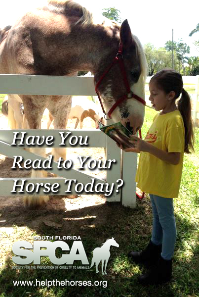"""09 Dec South Florida SPCA to host """"Reading to Rescues"""""""