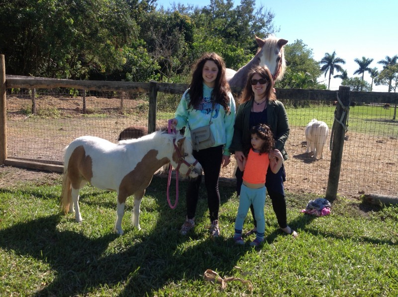 Young fundraiser warms hearts at South Florida SPCA ranch