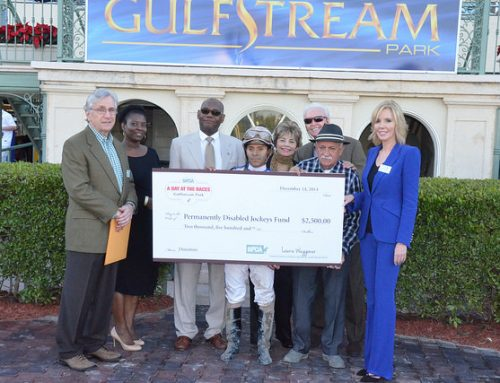 """SFSPCA's """"A Day at the Races"""" at Gulfstream Park a Big Win for the Horses"""
