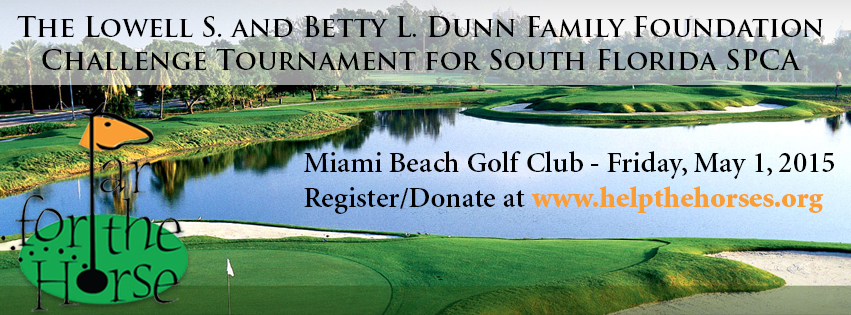 Par For The Horse golf tournament & fundraiser most successful in 12 year history