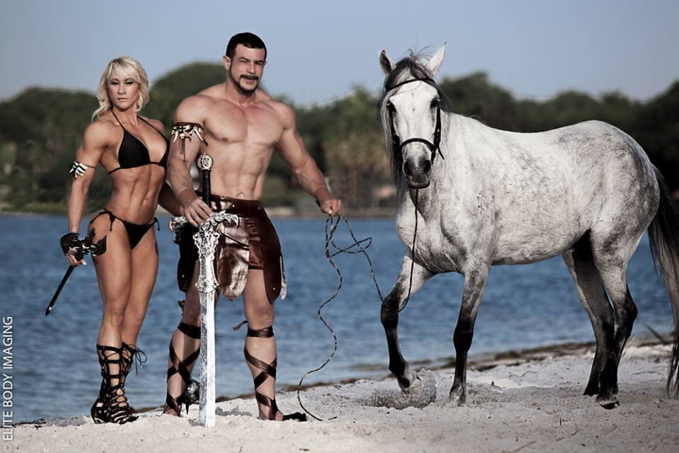 PAEZ CASE UPDATE: SOUTH MIAMI DADE BODY BUILDER PLEADS GUILTY TO HORSE CRUELTY