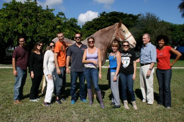 South Florida SPCA Hosts Center for Social Change