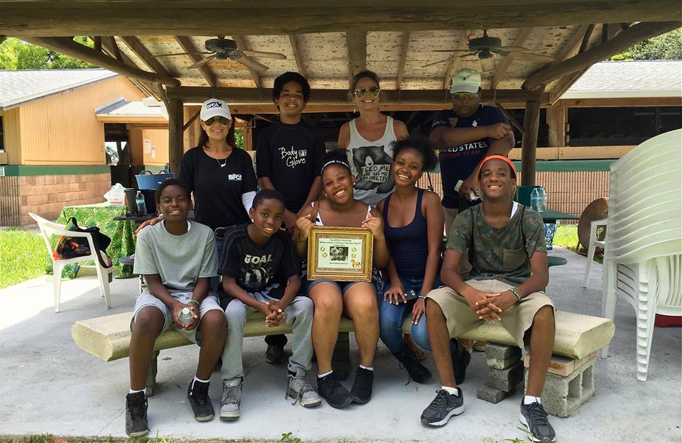 Miles of Smiles: Miami Leaders in Training (LIT) Outreach Event